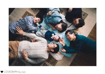 Nabesawa Family | 家族写真(ファミリーフォト)