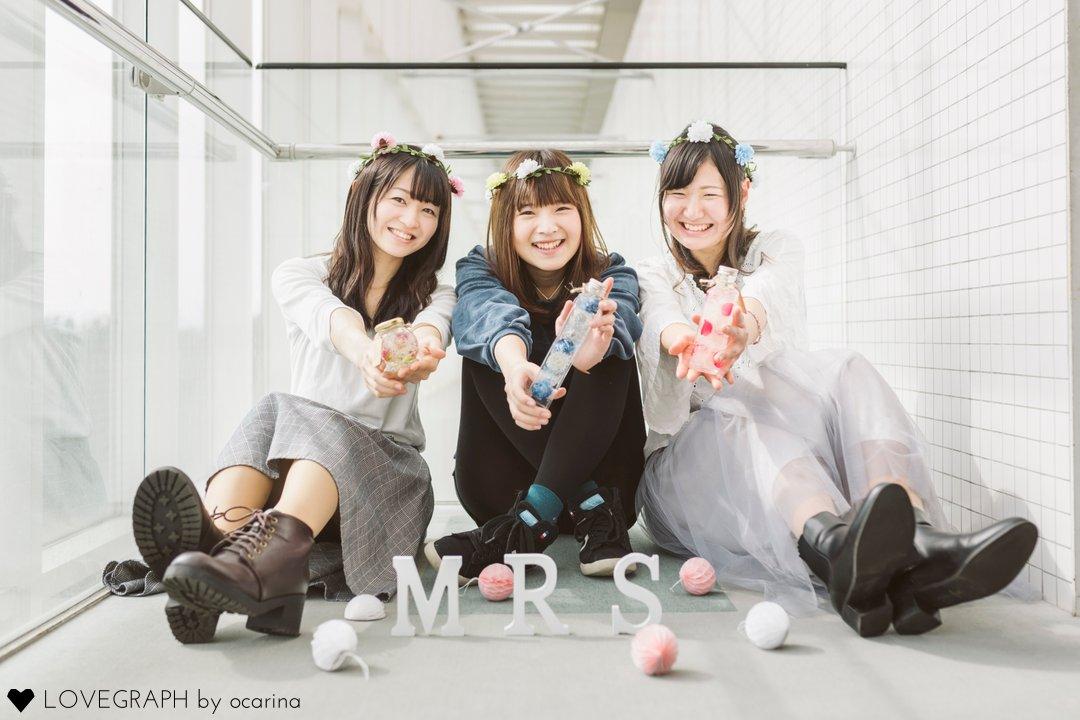 Momoka × Shiori × Rina | フレンドフォト(友達)