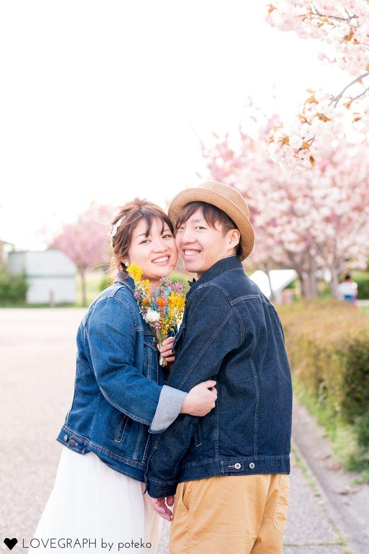 Ayaka × Kenta   夫婦フォト