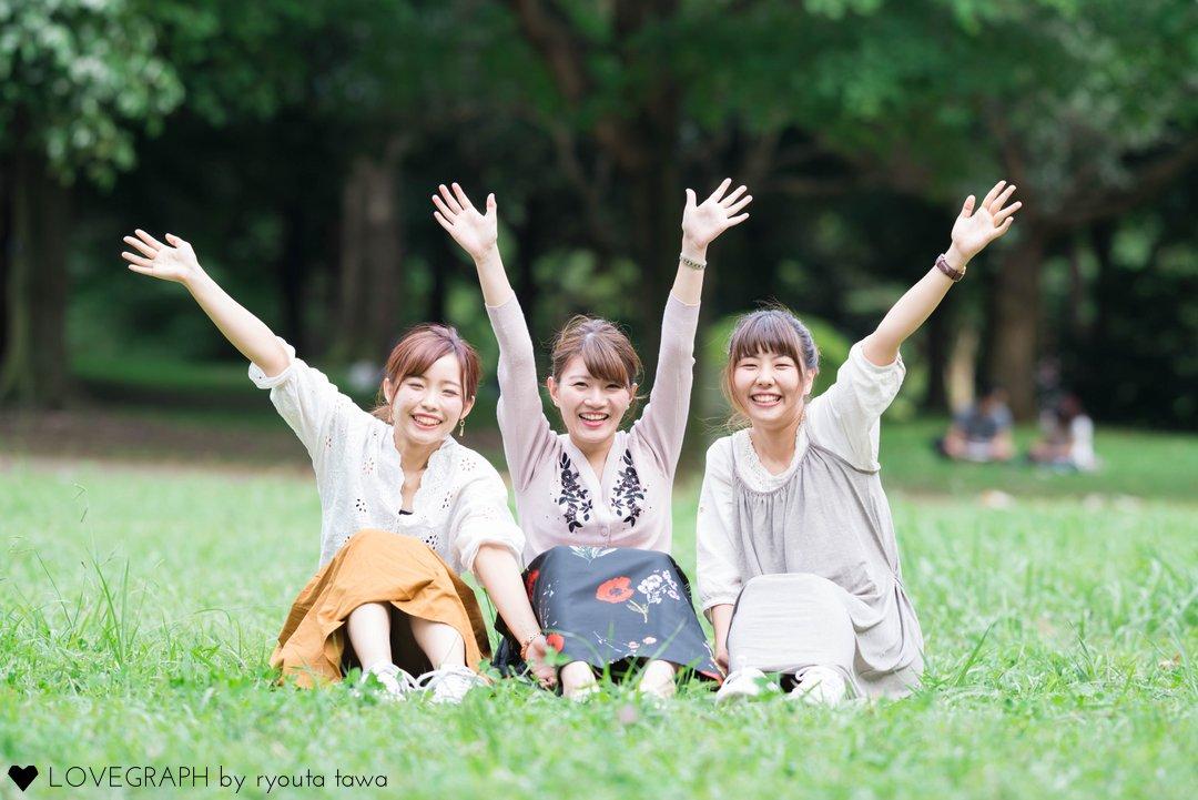 haruna×nozomi×yui   フレンドフォト(友達)