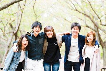 tanaka family | フレンドフォト(友達)