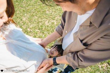 NINOMIYA FAMILY—♡マタニティフォト♡—   家族写真(ファミリーフォト)