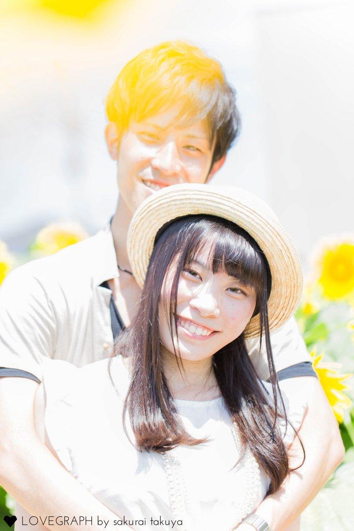 Minako × Kenjiro | カップルフォト