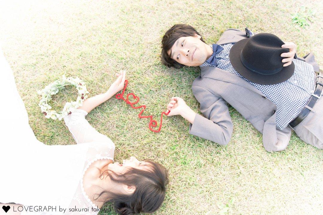 Miho × Tomoki   夫婦フォト