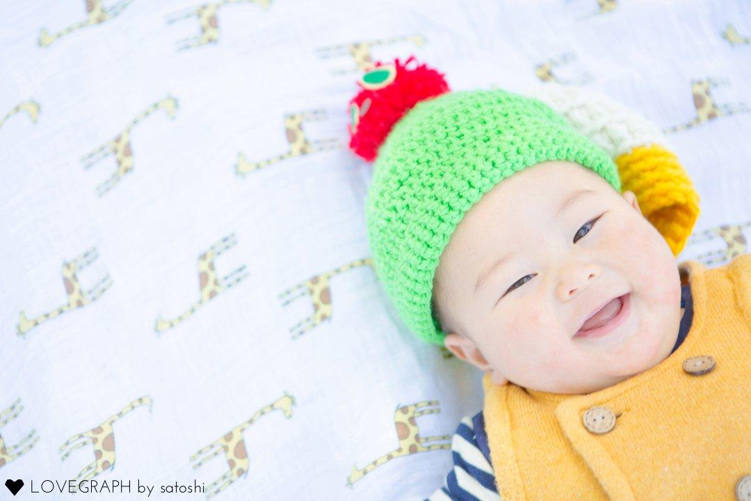 Yuka × Nobuaki | 家族写真(ファミリーフォト)