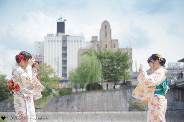 yuka × maki | フレンドフォト(友達)