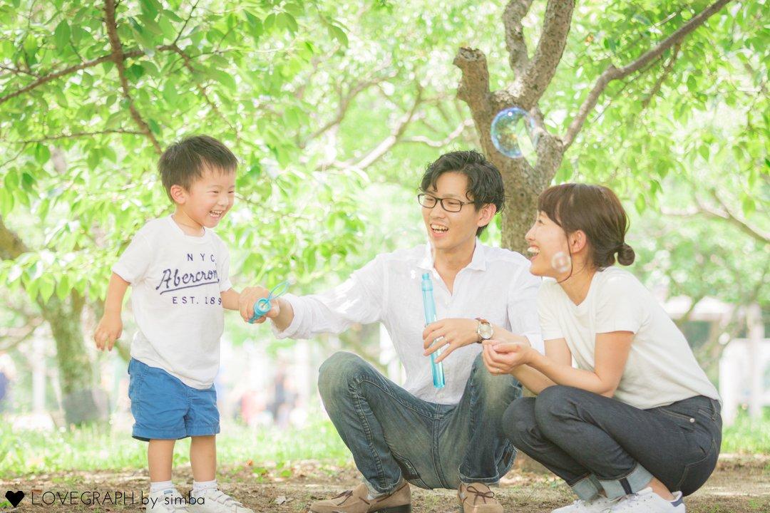 Eri×Tatsuki | 家族写真(ファミリーフォト)