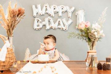 Hana 1st Birthday | 家族写真(ファミリーフォト)