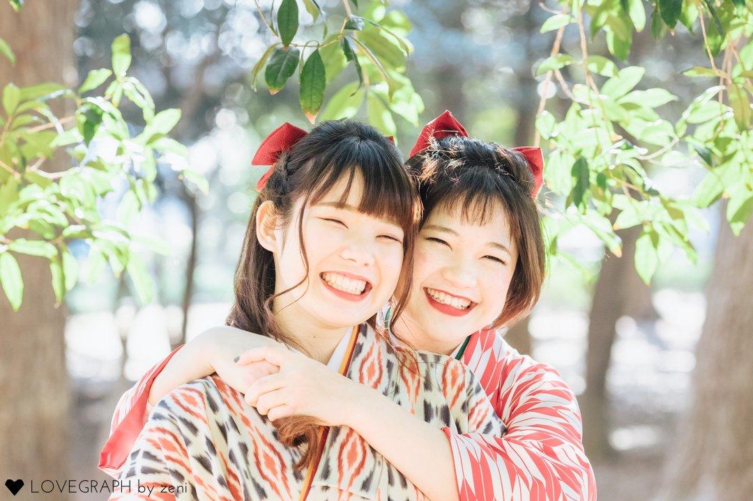 Yuna&Hanako | フレンドフォト(友達)