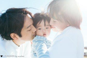 NATUKI 1/2 BD | 家族写真(ファミリーフォト)