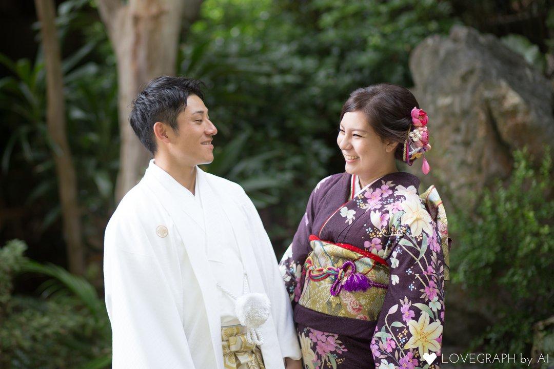 Takumi × Hiroe | 夫婦フォト