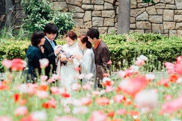 T.Family 春輝お宮参り | 家族写真(ファミリーフォト)