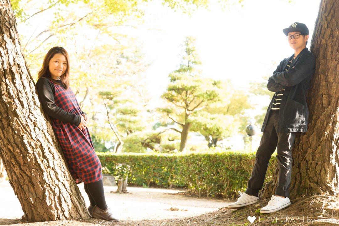 Rie × Yasuhiro | 夫婦フォト