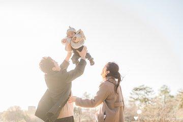 Makoto 1st Birthday | 家族写真(ファミリーフォト)