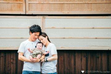 あおいお宮参り | 家族写真(ファミリーフォト)