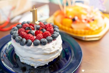 Rickie's 1st Birthday | 家族写真(ファミリーフォト)