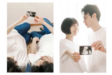 ゆで太郎とのファースト3ショット | 家族写真(ファミリーフォト)