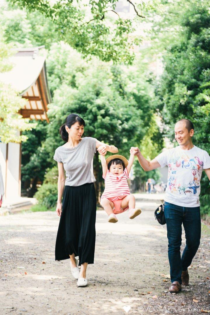 Kenichiro × Ritsuko   家族写真(ファミリーフォト)