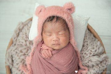 Mizuki new born photo |