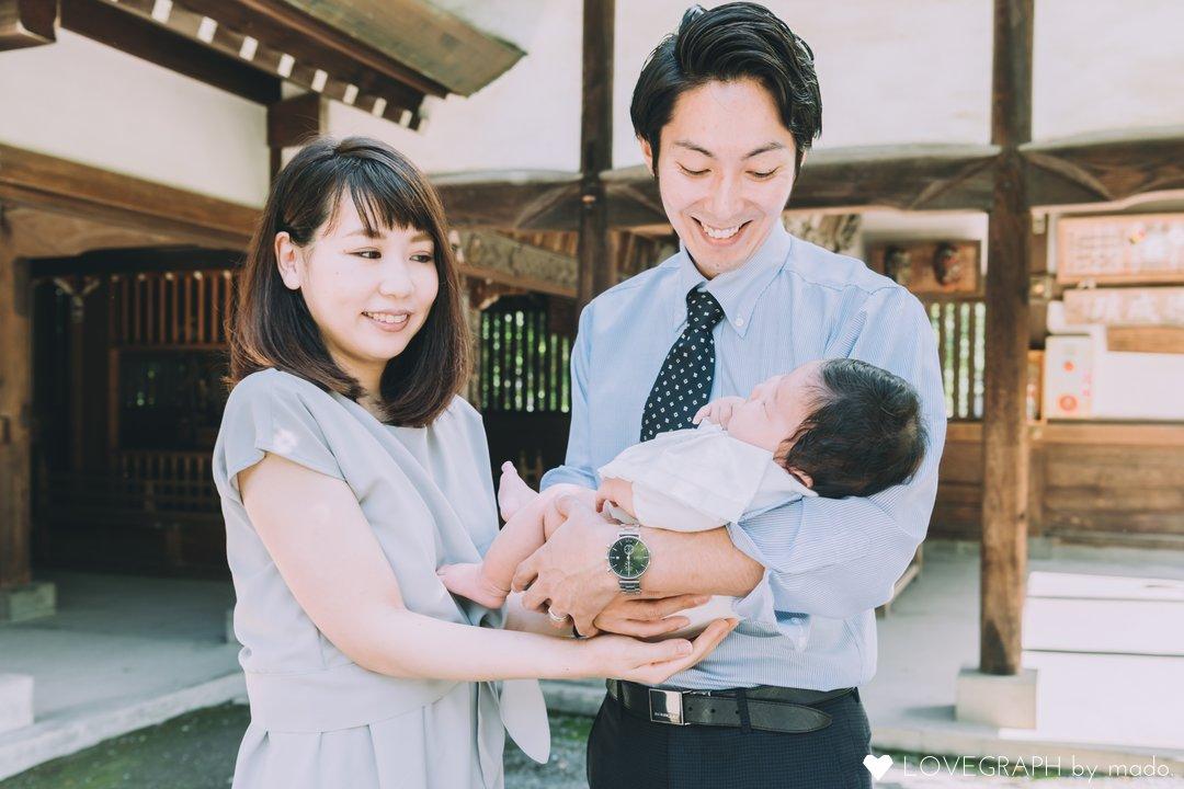 Minato Family   家族写真(ファミリーフォト)