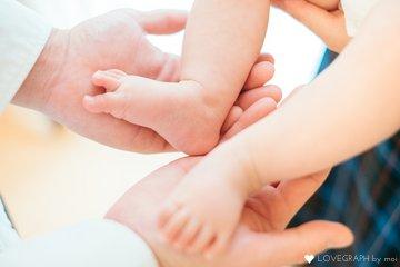 HIKARI halfbirthday  | 家族写真(ファミリーフォト)
