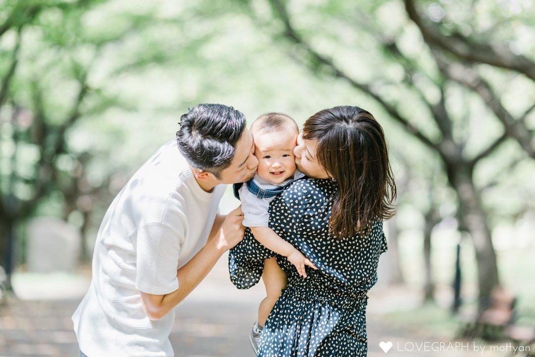 HOSHINO family   家族写真(ファミリーフォト)
