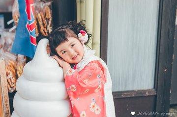 七五三 お宮参り | 家族写真(ファミリーフォト)