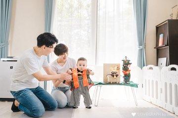 れいたくん初節句 | 家族写真(ファミリーフォト)