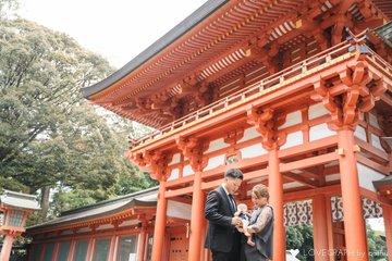HINATA*お宮参り | 家族写真(ファミリーフォト)