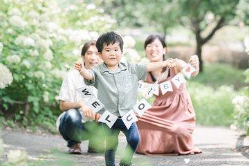 33w 2021.7   家族写真(ファミリーフォト)