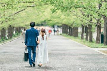 A&K wedding   カップルフォト