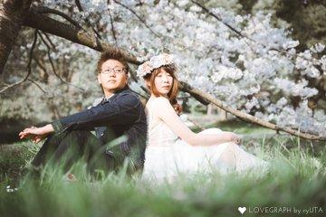 Yuta×Miharu | 夫婦フォト
