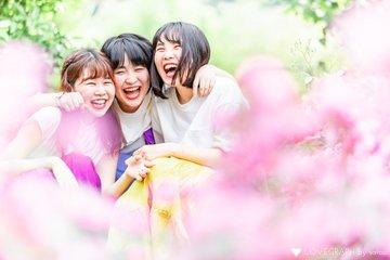 Idumi,Shiori,Nao   フレンドフォト(友達)