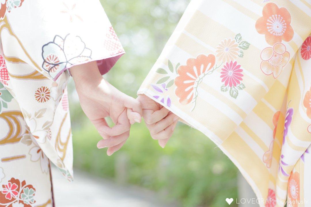 yuka × maki   フレンドフォト(友達)