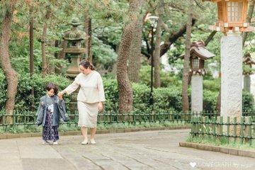 りんのすけ七五三 | 家族写真(ファミリーフォト)
