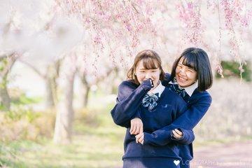 Idumi × Yuka   フレンドフォト(友達)