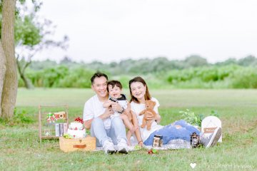 KAI 1st birthday anniversary | 家族写真(ファミリーフォト)