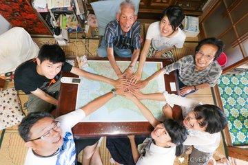 秀島family   家族写真(ファミリーフォト)