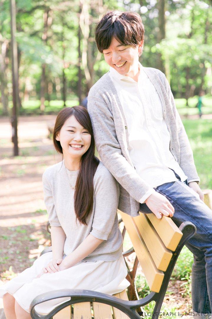 Tomohiro × Yukino   夫婦フォト