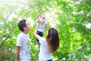 Chihiro × Ryuuta | 家族写真(ファミリーフォト)