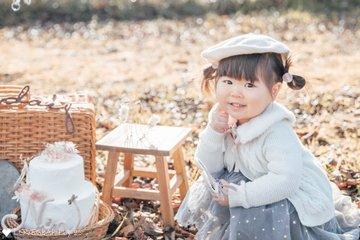 のあ2歳 | 家族写真(ファミリーフォト)