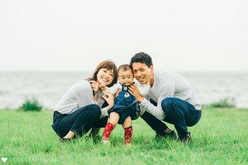 MANAKA 1th birthday | 家族写真(ファミリーフォト)