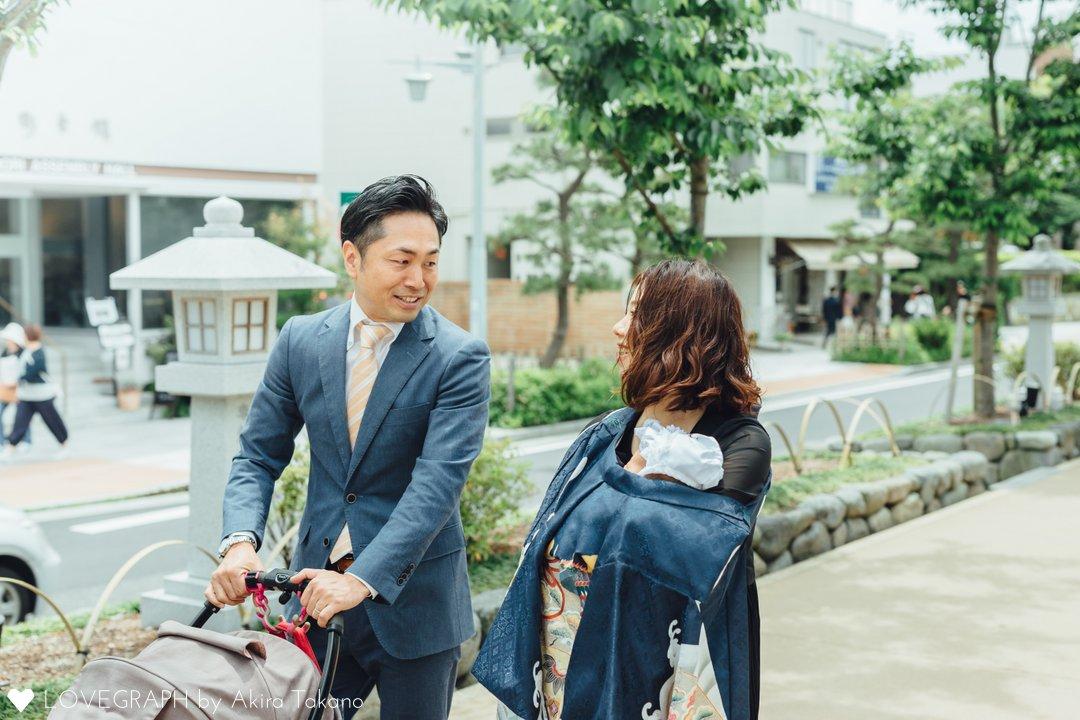 Sizuki family | 夫婦フォト