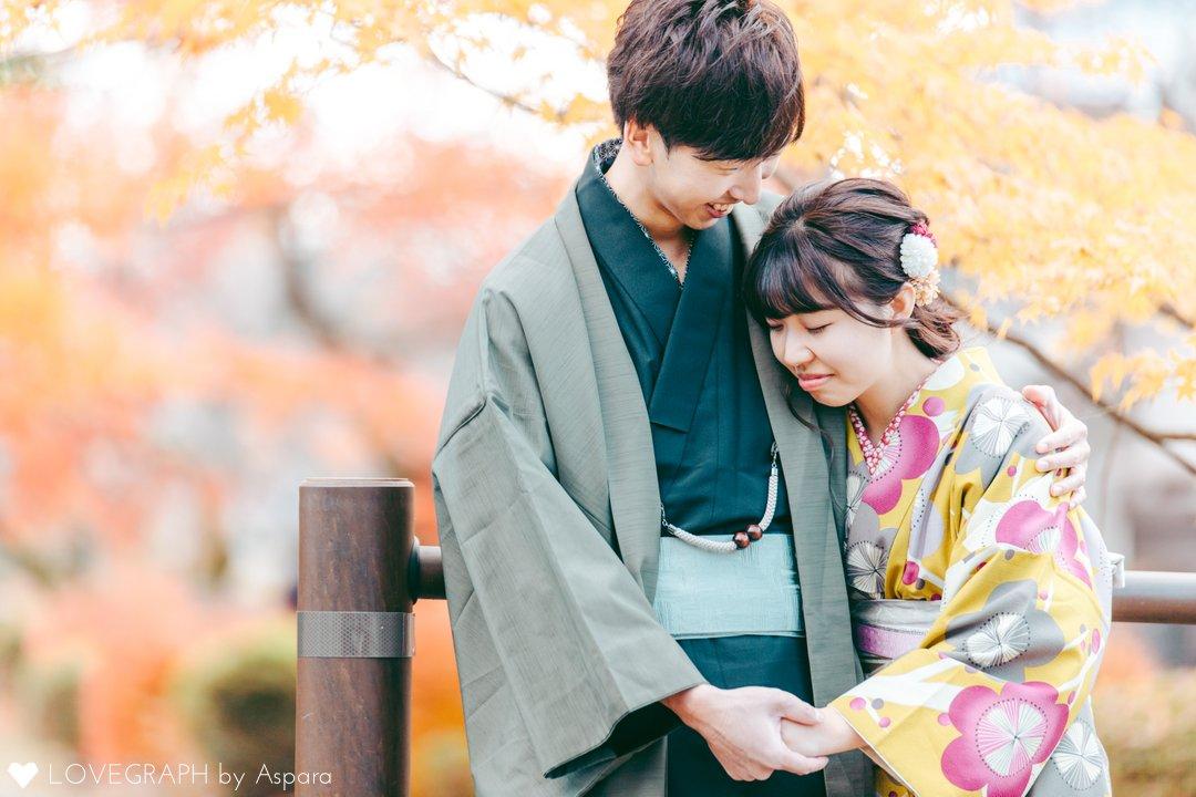 kazuki × rina | カップルフォト