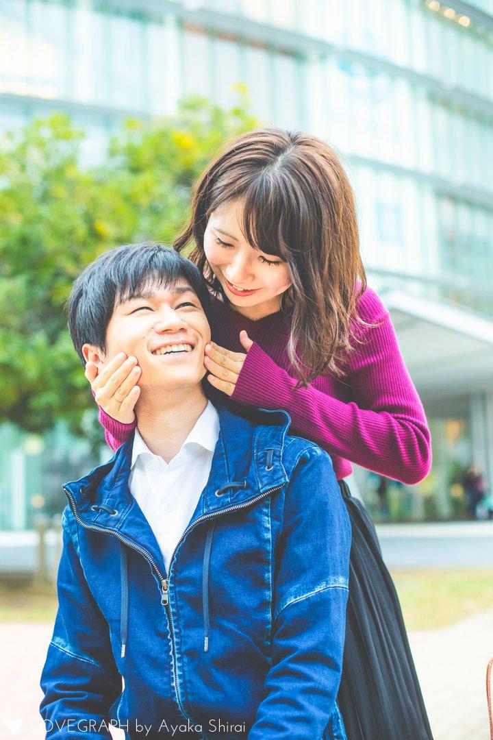 Tsuyoshi×Moe | カップルフォト