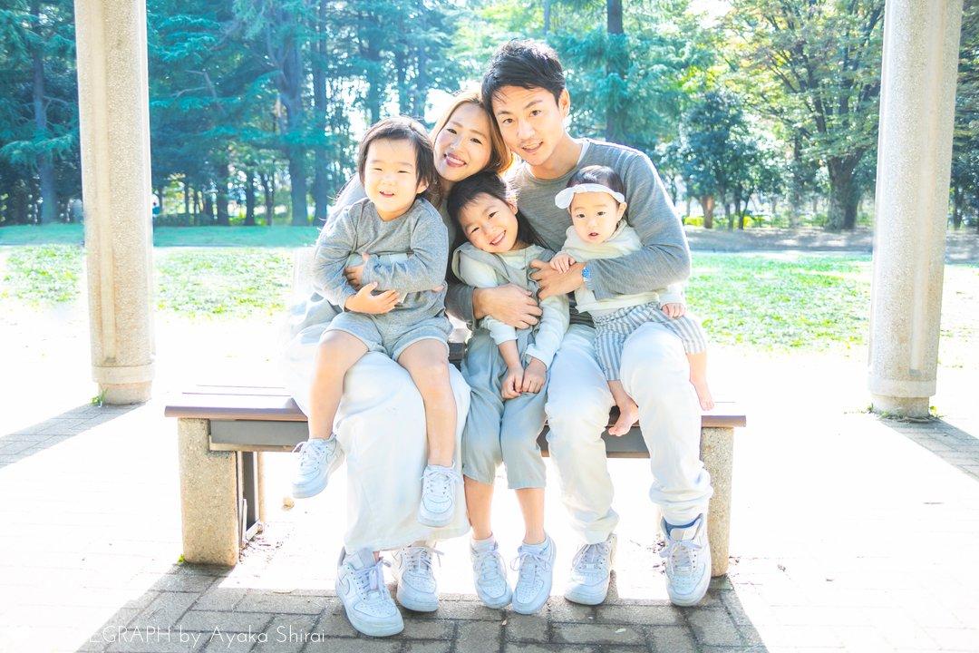 K family   家族写真(ファミリーフォト)