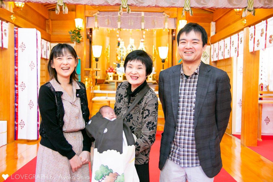 Akiko Family   家族写真(ファミリーフォト)