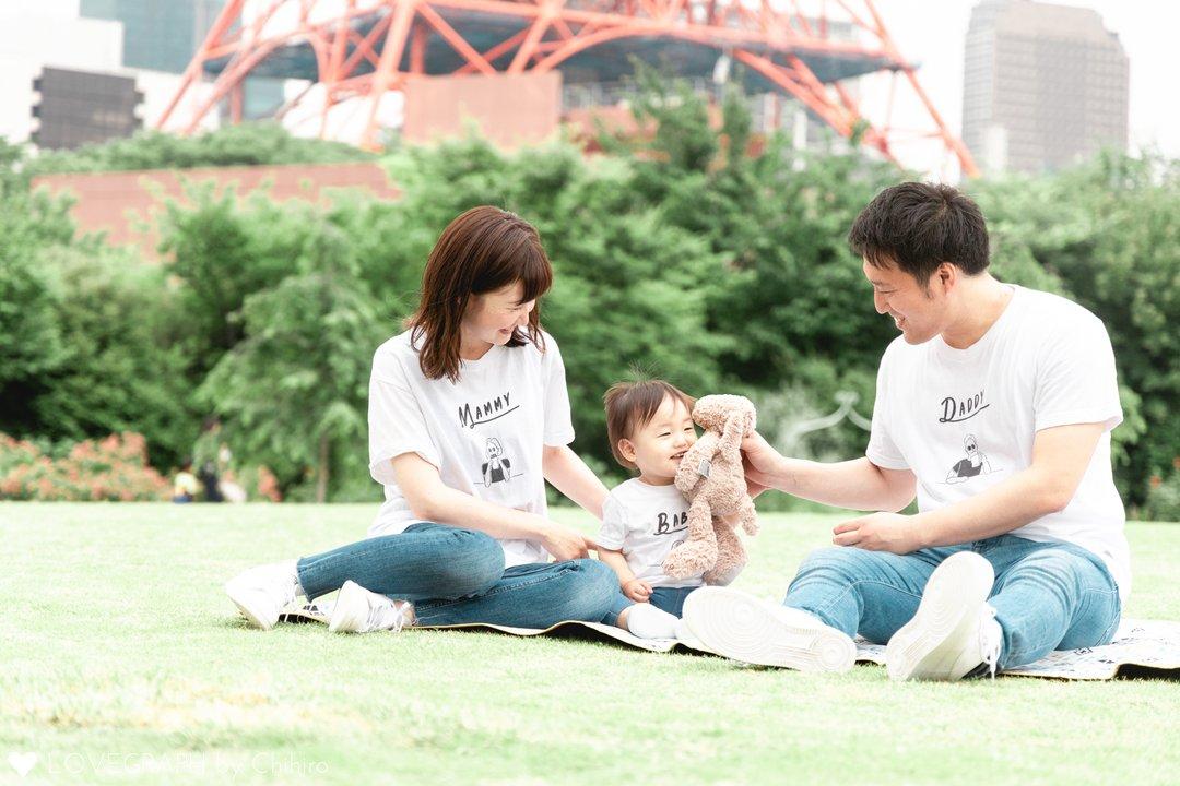 Hinata Family   家族写真(ファミリーフォト)