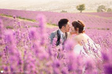 川野家結婚式前撮り@北海道 | 夫婦フォト