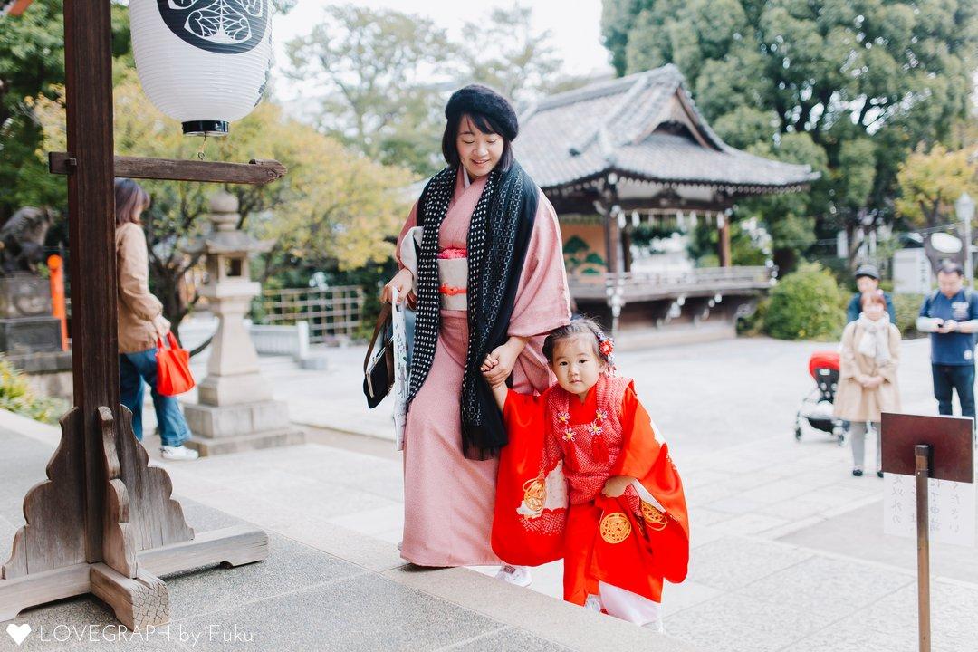 The Watanabe Family | 家族写真(ファミリーフォト)